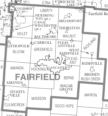 Fairfield County (OH) - The RadioReference Wiki