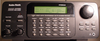 PRO-2035 1000-Channel Programmable Home Scanner (200-0460)
