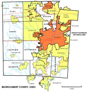 Montgomery County (OH) - The RadioReference Wiki