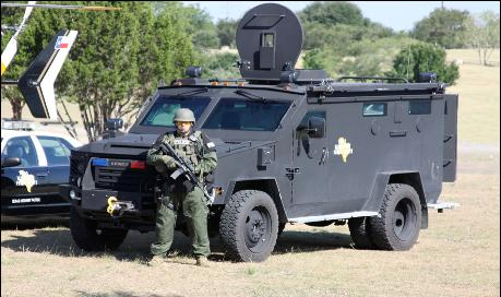 Texas DPS SWAT