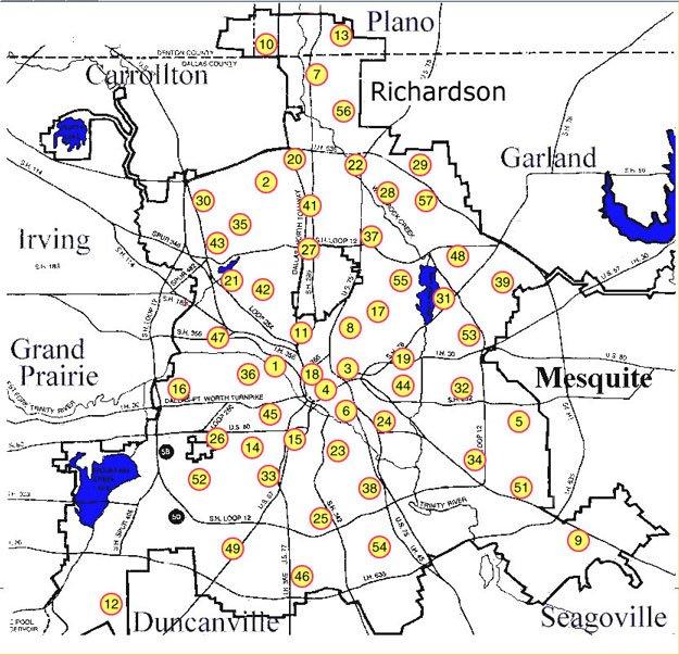 Dallas County (TX) - The RadioReference Wiki