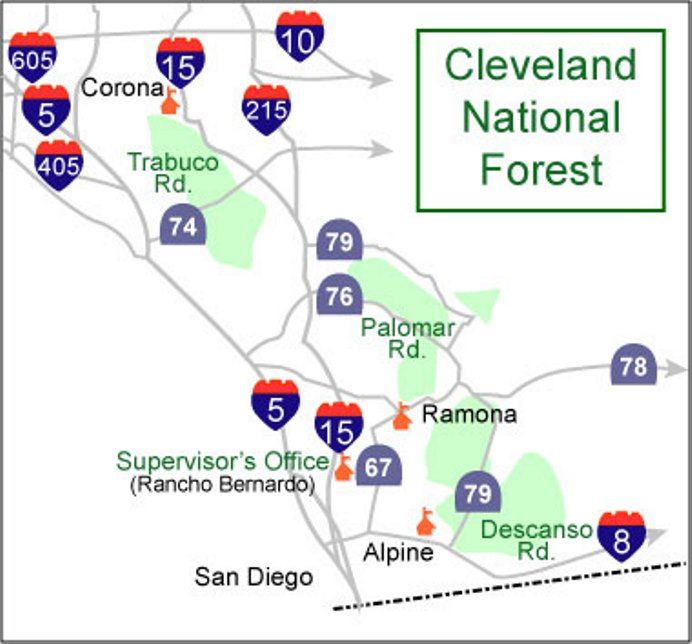 R5 2014 Cleveland NF RD Map.jpg
