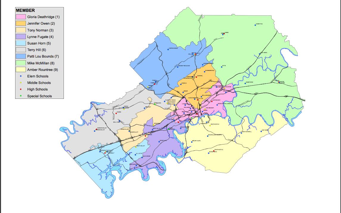 Knox County (TN) - The RadioReference Wiki