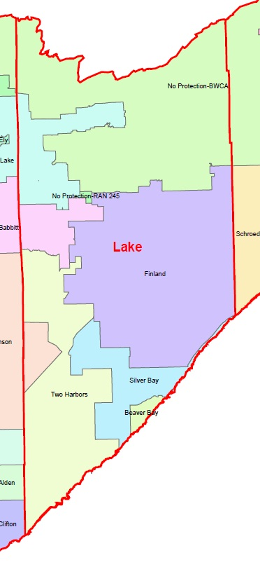 Lake County Mn The Radioreference Wiki