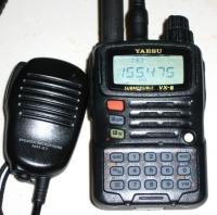 Yaesu Vx 6 The Radioreference Wiki
