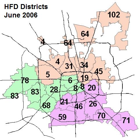 Harris County (TX) - The RadioReference Wiki
