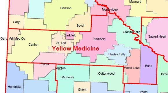 Yellow Medicine County (MN) - The RadioReference Wikiyellow medicine county
