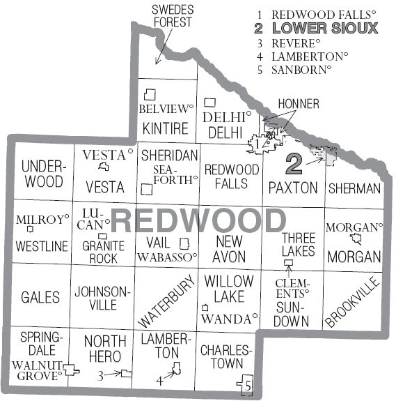 Redwood MN Map.PNG