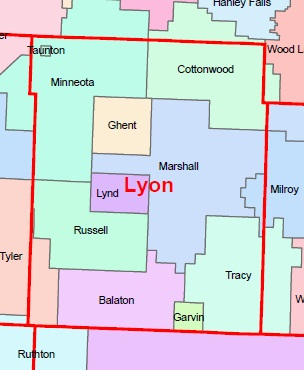 Lyon County (MN) - The RadioReference Wiki
