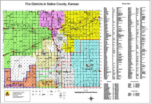 Saline County Fire Districts