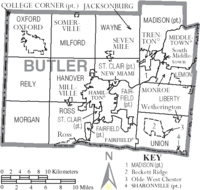Butler County (OH) - The RadioReference Wiki