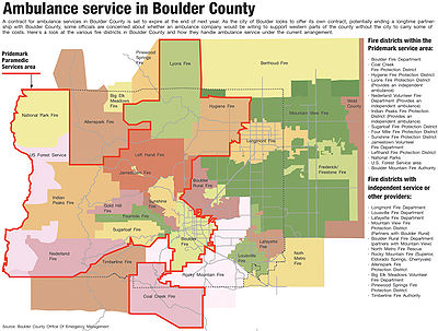 Boulder County (CO) - The RadioReference Wiki