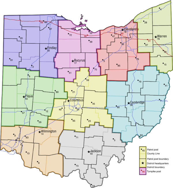 Ohio Highway Patrol Map.png