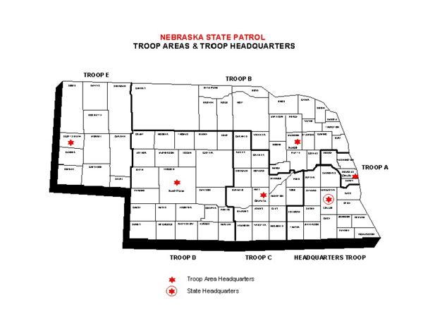 Nebraska State Patrol (NE) - The RadioReference Wiki
