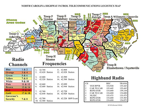 NC Department of Public Safety The RadioReference Wiki