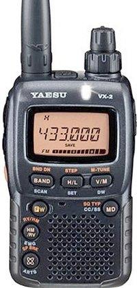 Yaesu VX-2 - The RadioReference Wiki