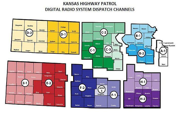 KSICS Kansas Statewide Interoperable Communication System The