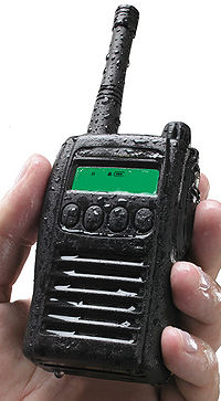 MURS Handheld 2-way radio-Click to view full size